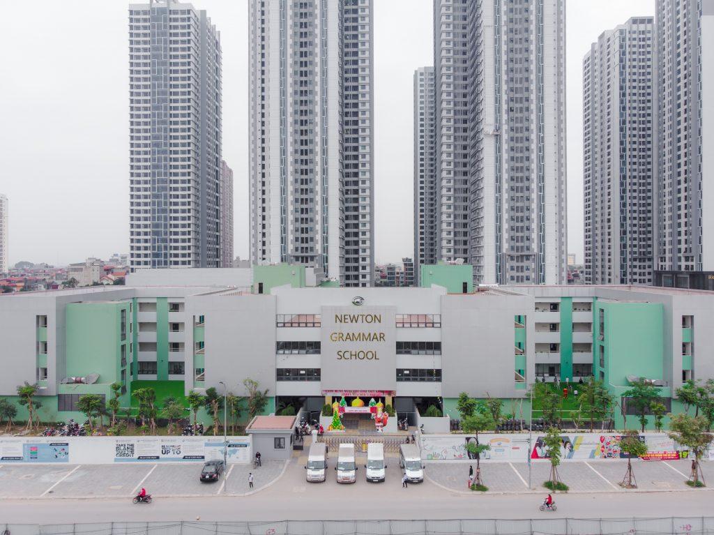 Trường học quốc tế Tnr Goldmark City