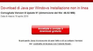 Come aggiornare Java