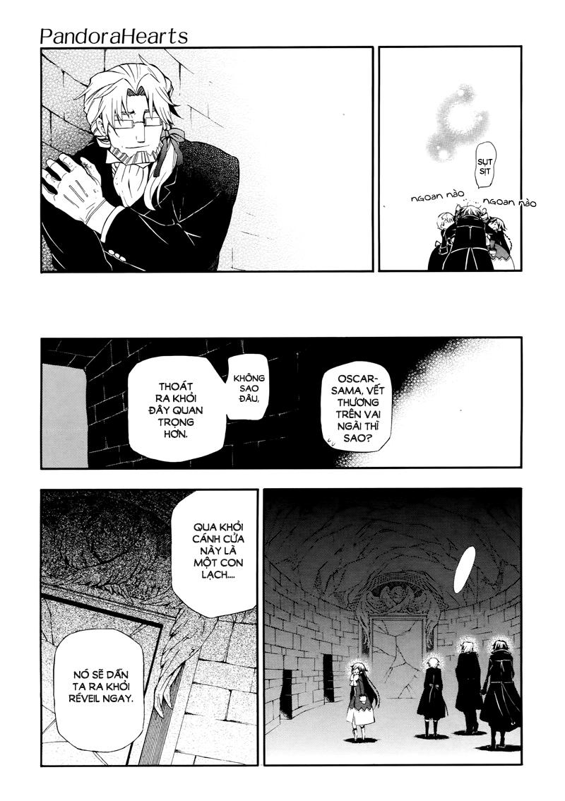 Pandora Hearts chương 082 - retrace: lxxxii wish trang 51