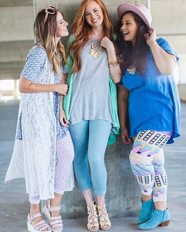 aa7c1f69f0885 In case you haven't heard of LuLaRoe yet, it is a modern line of comfortable,  affordable, and stylish clothing for women and children.