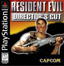 Link Resident Evil Directors Cut ps1 iso clubbit