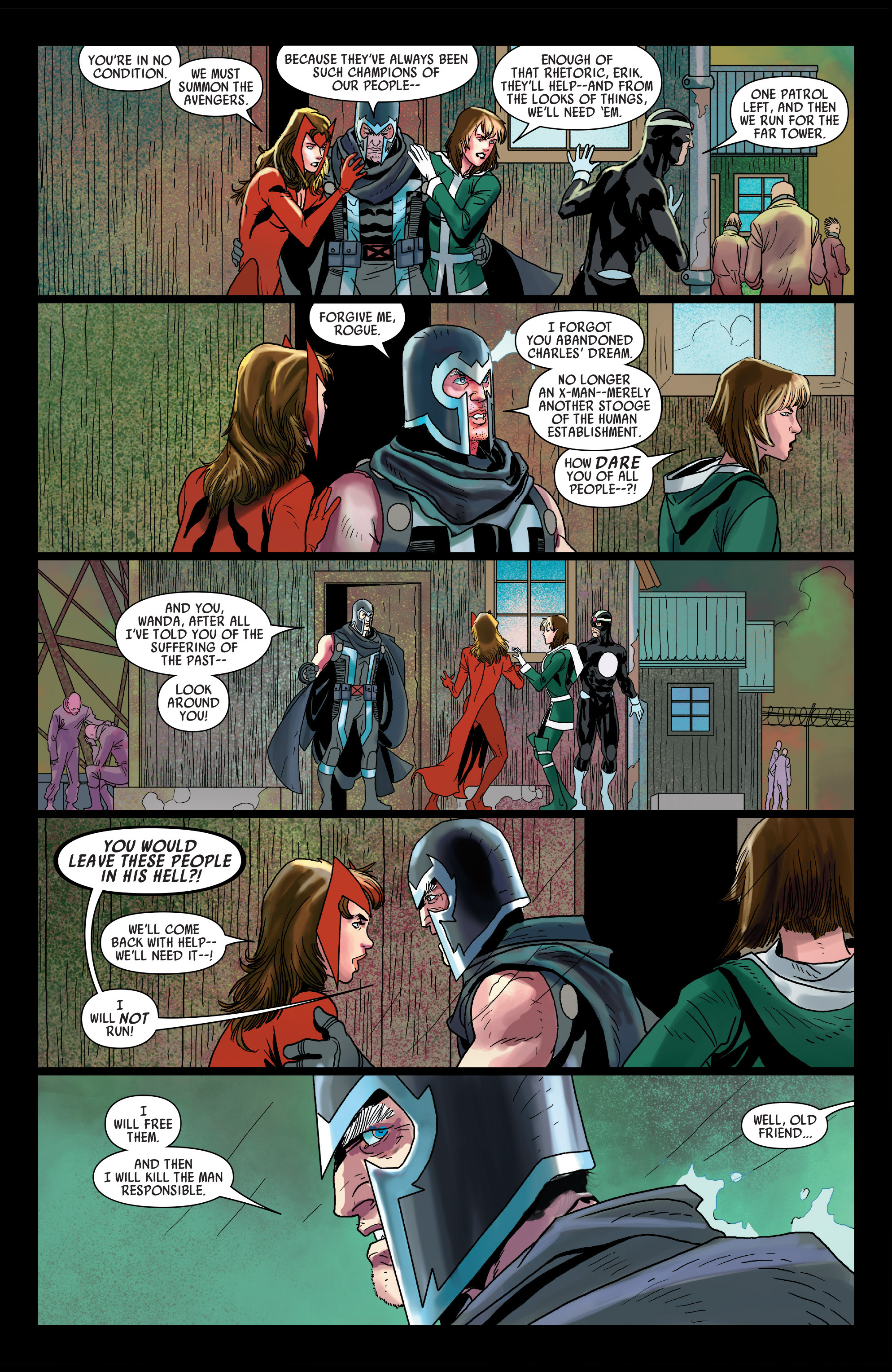 Read online Uncanny Avengers (2012) comic -  Issue #24 - 20