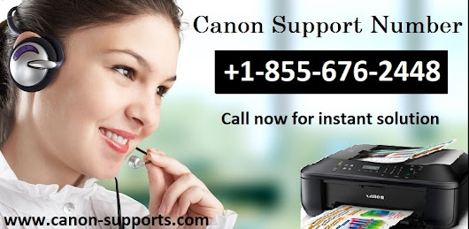 Canon Printer Support Phone Number +1-855-676-2448