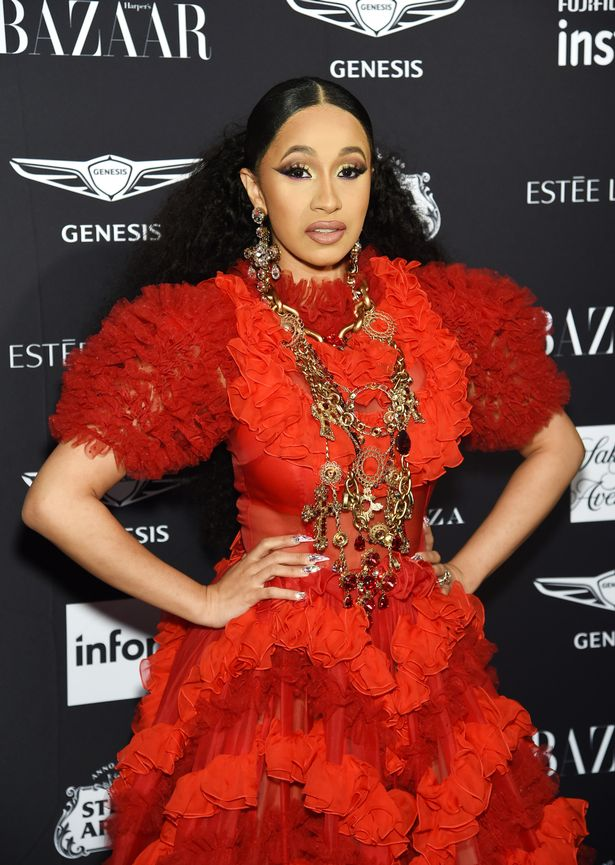 Cardi B & Nicki Minaj Fight at 'Bazaar' Party!