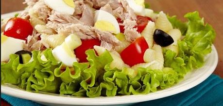 Resep Tuna Salad