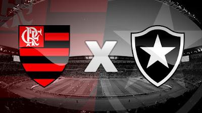 Horário de Flamengo x Botafogo  sábado  - 10/02/2018