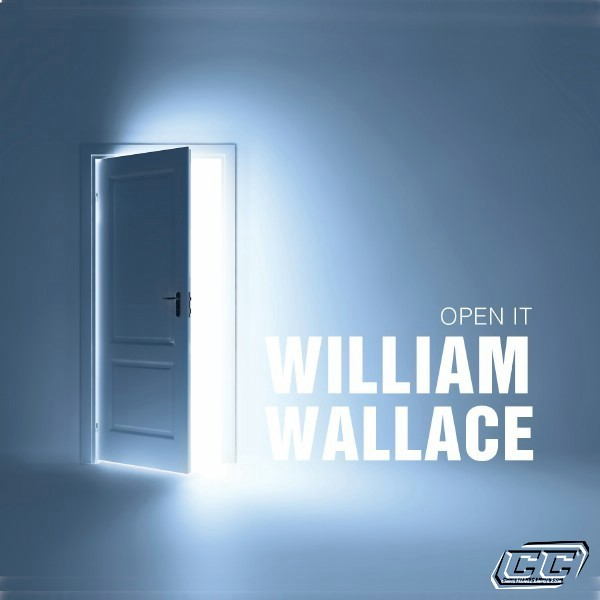 William Wallace - Open It 2011 English Christian Album