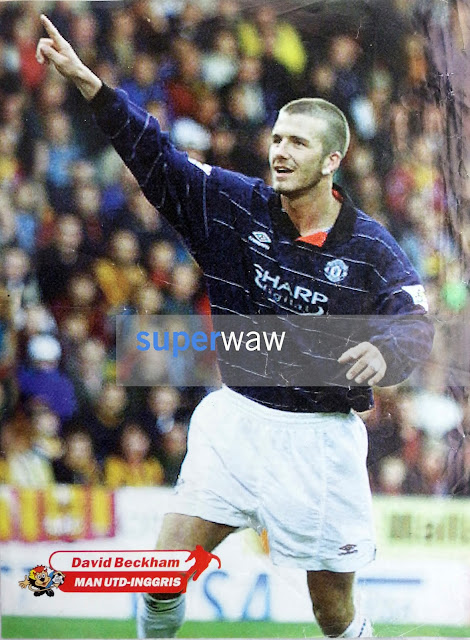 David Beckham (Man. Utd 1999)