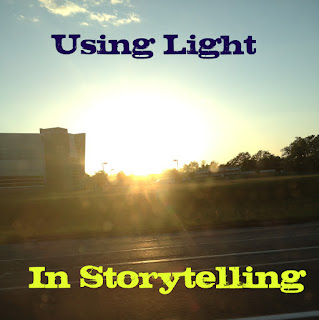 The use of light in storytelling and picture books