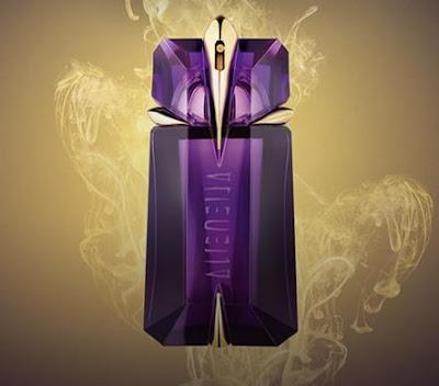 muestra perfume alien thierry mugler