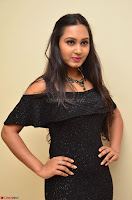 South Actress Amulya in short black dress at Kalamandir Foundation 7th anniversary Celebrations ~  Actress Galleries 023.JPG