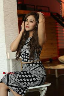 Telugu Actress Angela Krislinzki Latest Pos in Short Dress  0112.JPG