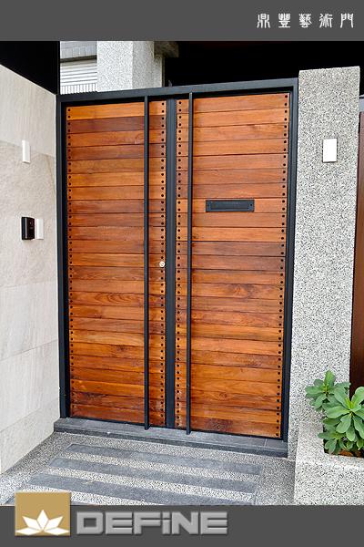 鼎豐藝術門: 哇~~沒想到庭院門還可以有這~~~麼多變的設計喔!快來看看吧~
