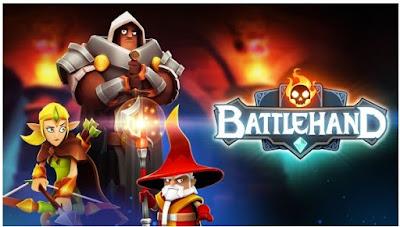 BattleHand Version 1.1.2 (Mod High Xp Gain) Apk