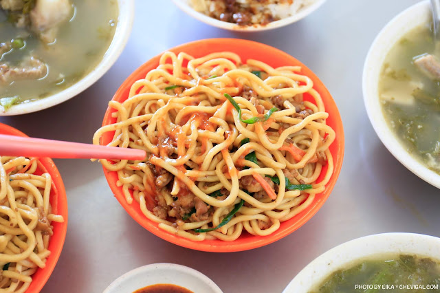 MG 9771 - 梁嫂炒麵肉燥飯,台中人氣傳統早午餐,口味與價位就見仁見智囉!