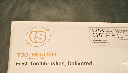 Out with the old, In with the new- Toothbrush Subscriptions Review