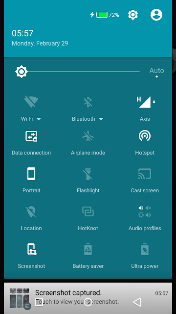 PORT][ROM][5 1 1][unofficial][MT6580] XUI Rom for GF4 - GF4