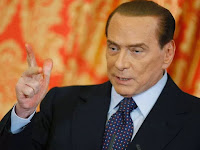 BERLUSCONI THREATENS TO DEPORT NIGERIANS, OTHER IMMIGRANTS