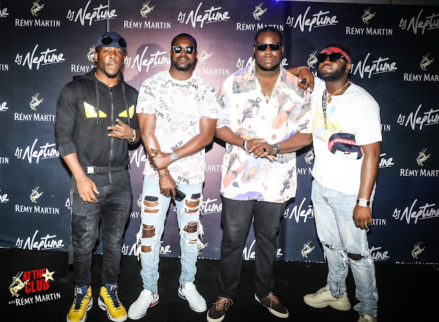 Kizz Daniel, Reminisce, Skales, DJ Neptune and others set to shut down Enugu and Abuja this weekend! #AtTheClubWithRemyMartinGreatnessTour