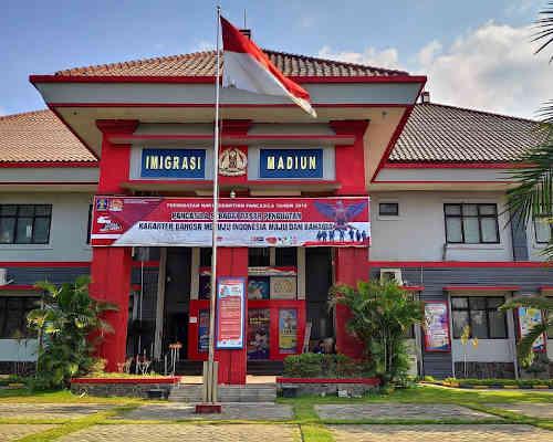 Alamat Telepon Kantor Imigrasi Madiun - Jawa Timur