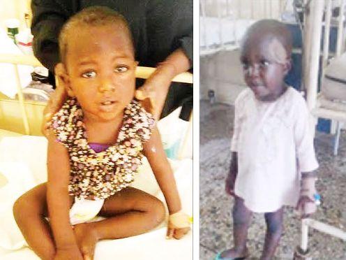 Police, Road Safety abandon kids after mother dies in crash