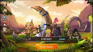Cara leveling di Dragonest Mobile SEA