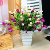 Bunga Hiasan Ruang Tamu