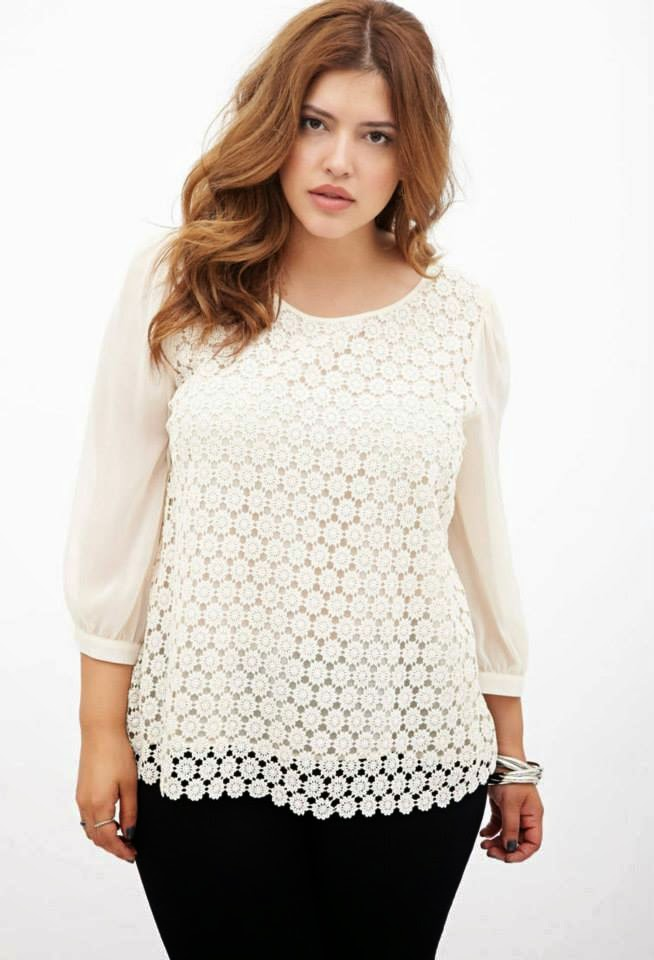 Latest Plus Size Casual And Formal Wear For Fall And -1136