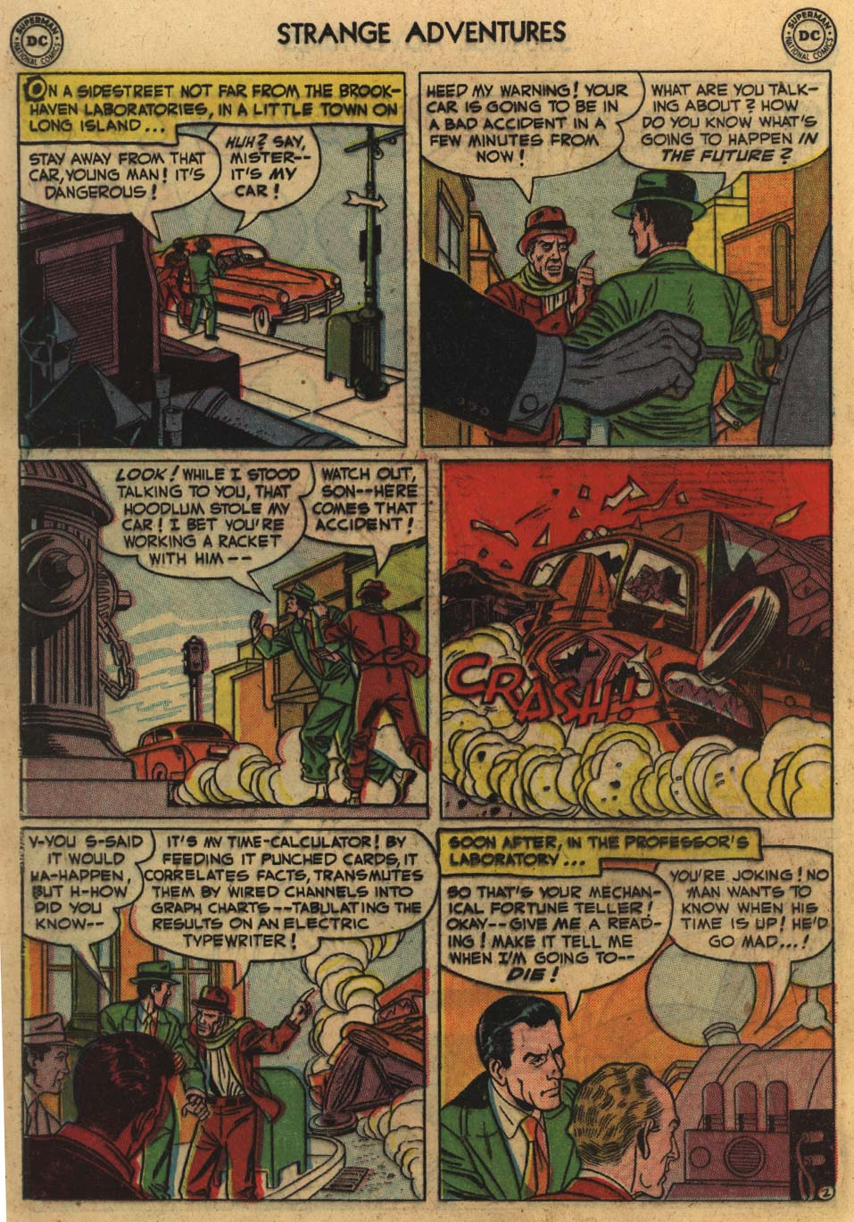 Strange Adventures (1950) issue 11 - Page 28