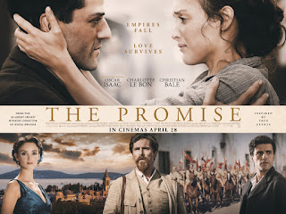 The Promise (2017) Banner Poster