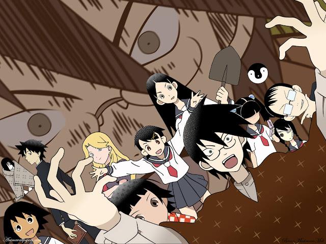 Sayonara Zetsubou Sensei ( Season 3 ) BD Sub Indo : Episode 1-13 END | Anime Loker
