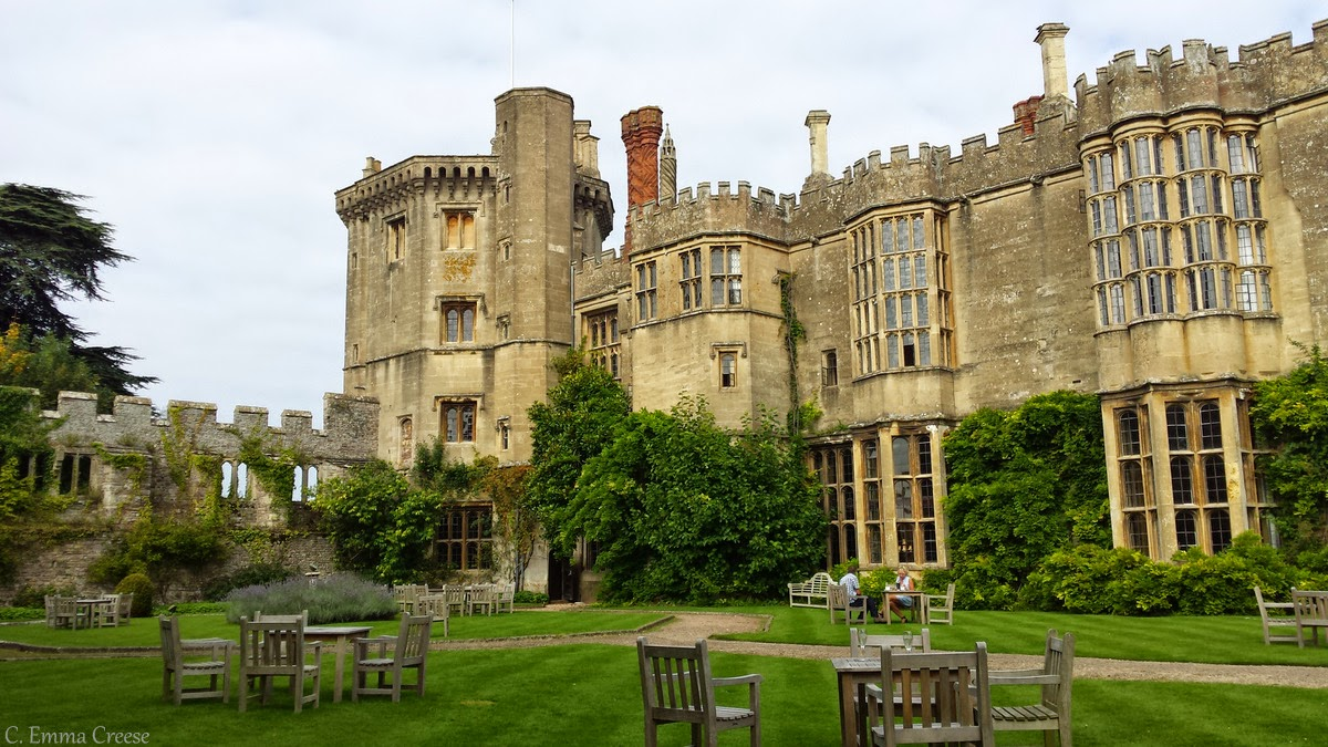Roadtrip: Castle hunting: Thornbury Castle- Adventures of a London Kiwi