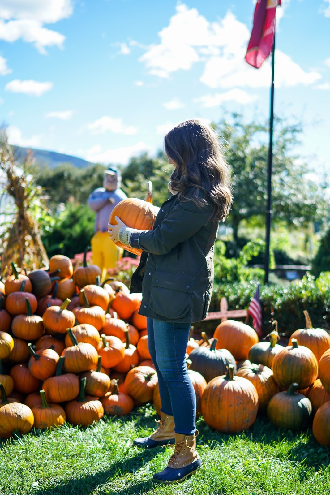 Pumpkin Patch in Vermont, Fall Activities
