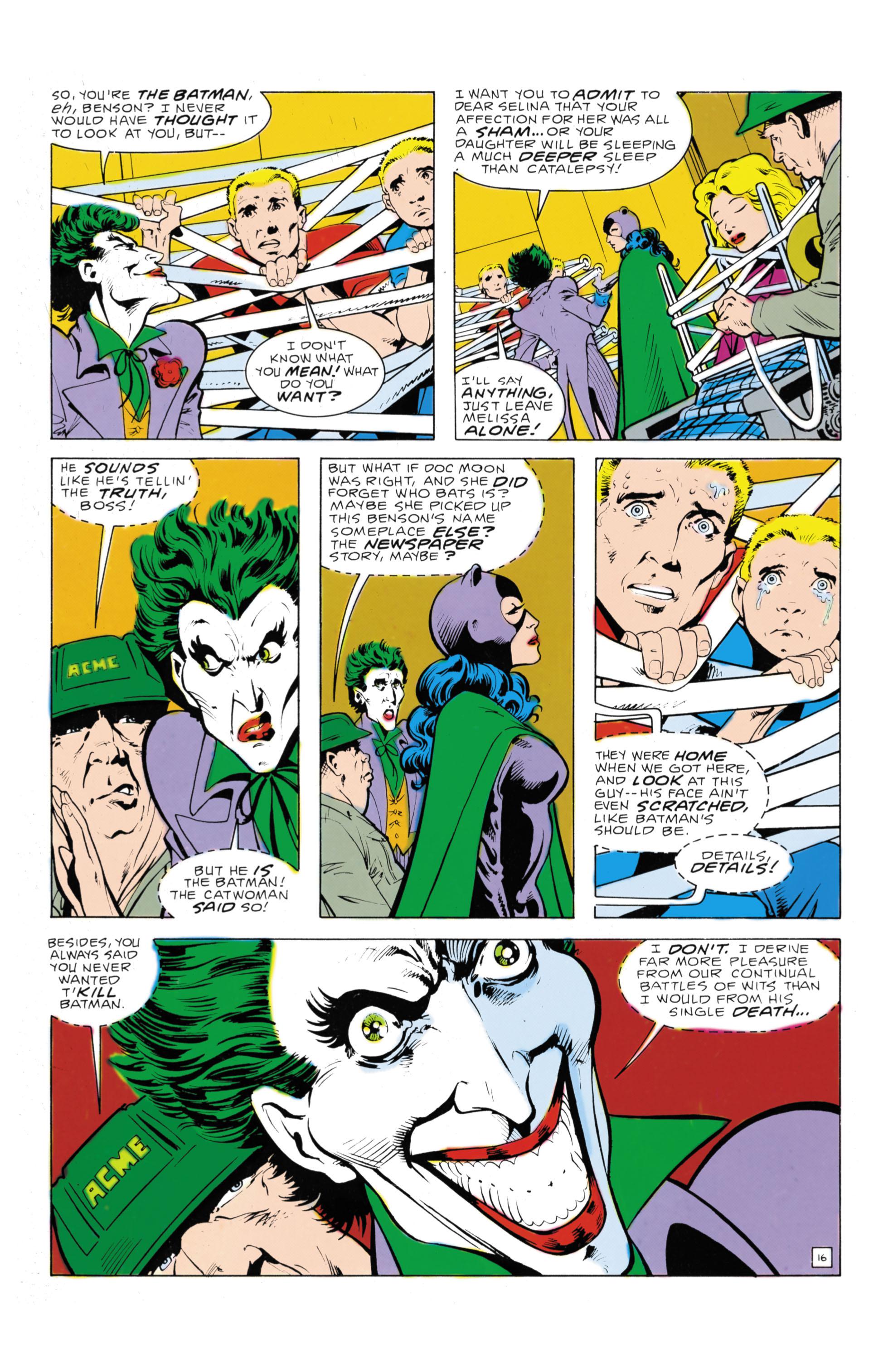 Detective Comics (1937) 570 Page 16