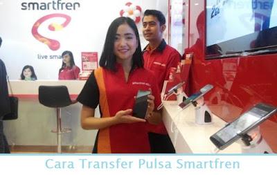 Cara Transfer Pulsa Smartfren (Termudah.com)