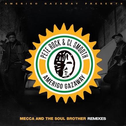 Zum 26. Jahrestag der Debüt-LP 'Mecca and The Soul Brother' gibt es ein Remix von Amerigo Gazaway