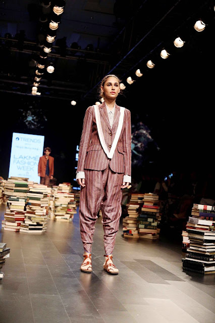 Rajesh Pratap Singh Lakme Fashion Week Winter Festive 2016 Androgyny