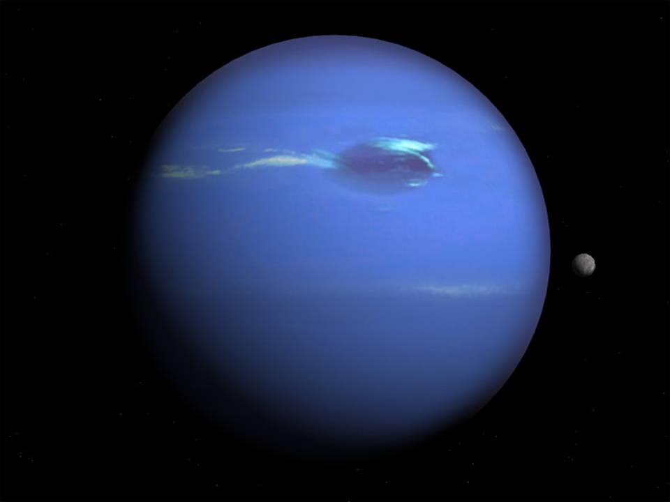 Planeta Netuno