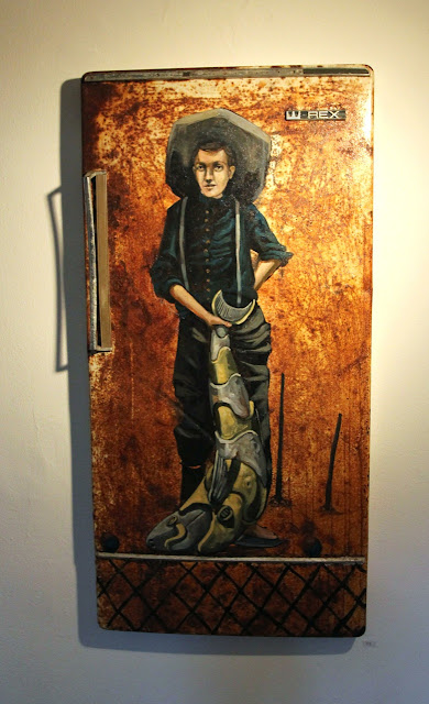 """Coverage Of Pixel Pancho """"The Garden Of Eden"""" New Solo Show In Turin, Italy 6"""