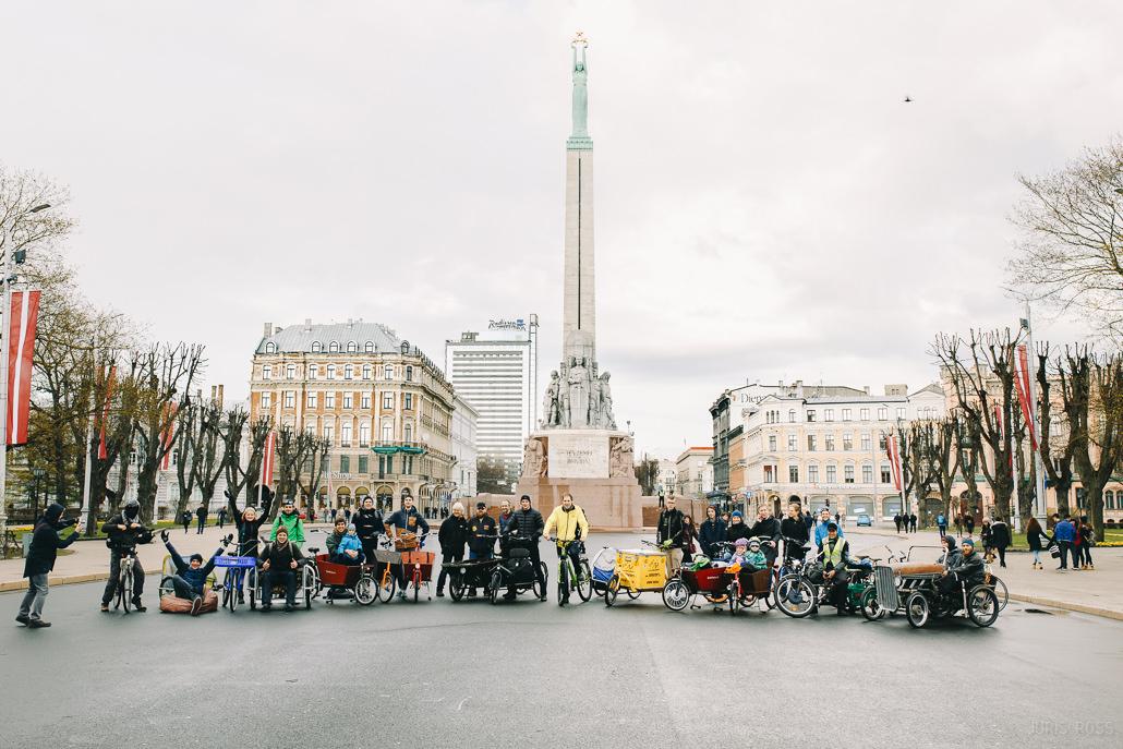 Latvijas kravas velo kopas saiets 2017