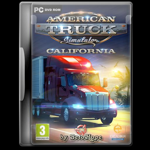 American Truck Simulator Full Español