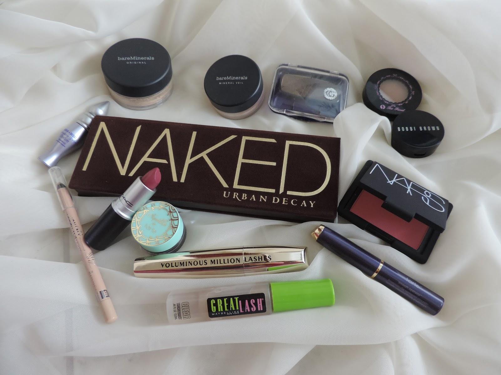 My Monthly Makeup Bag September