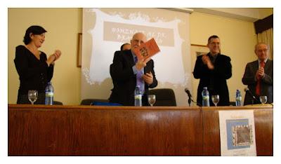 homenaje a Antonio Bravo y presentación del libro Viajes por Bizancio y Occidente