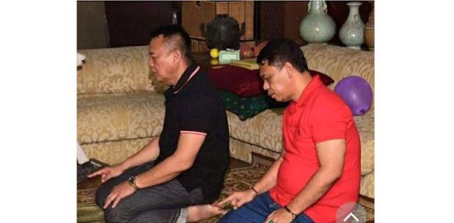 TB Hasanuddin Klarifikasi Soal Posisi Salat Anton Charliyan