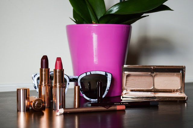 Charlotte Tilbury Glastonberry Amazing Grace Film Star Bronze and Glow, Pillow Talk Review