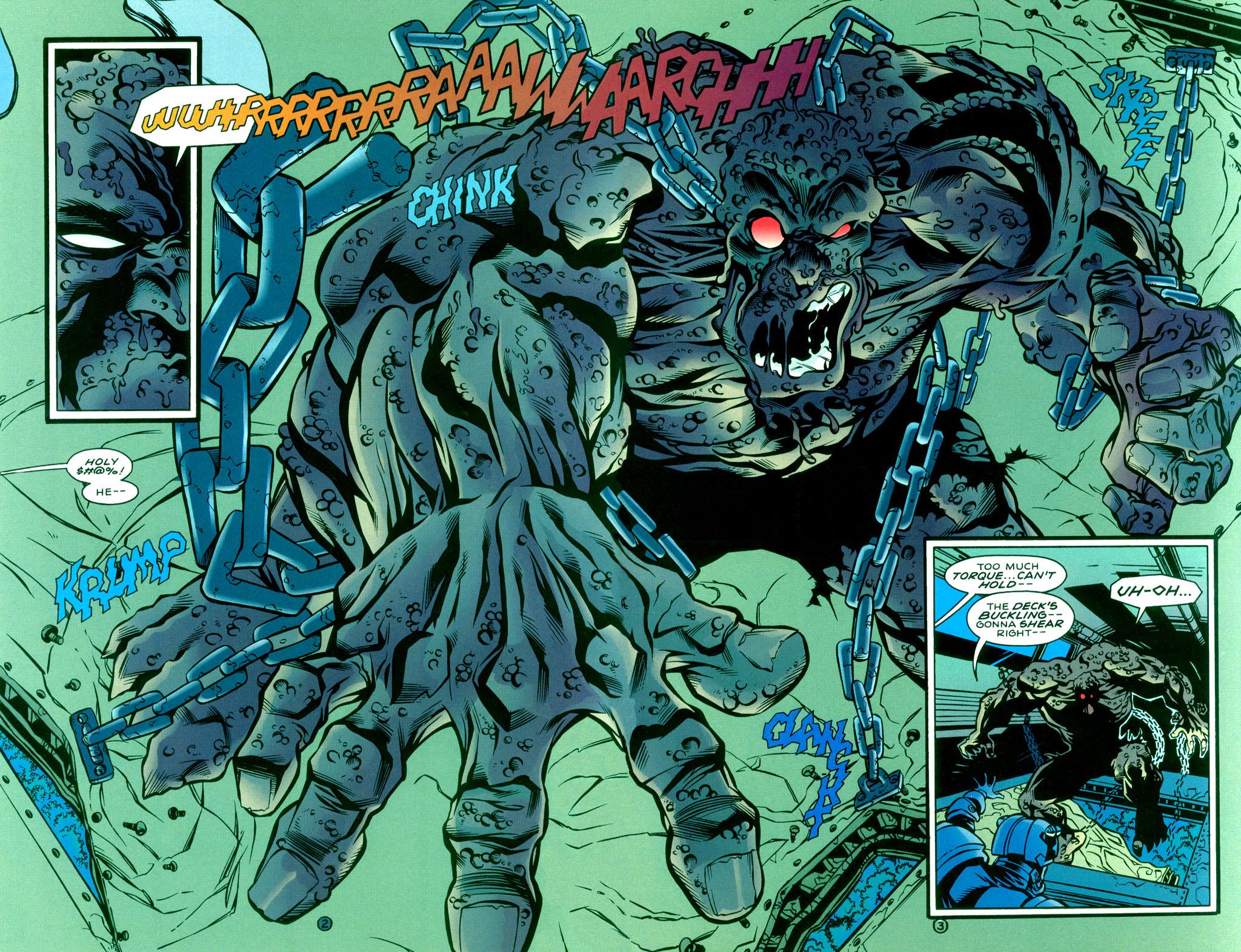 Read online Impulse Plus comic -  Issue # Full - 3