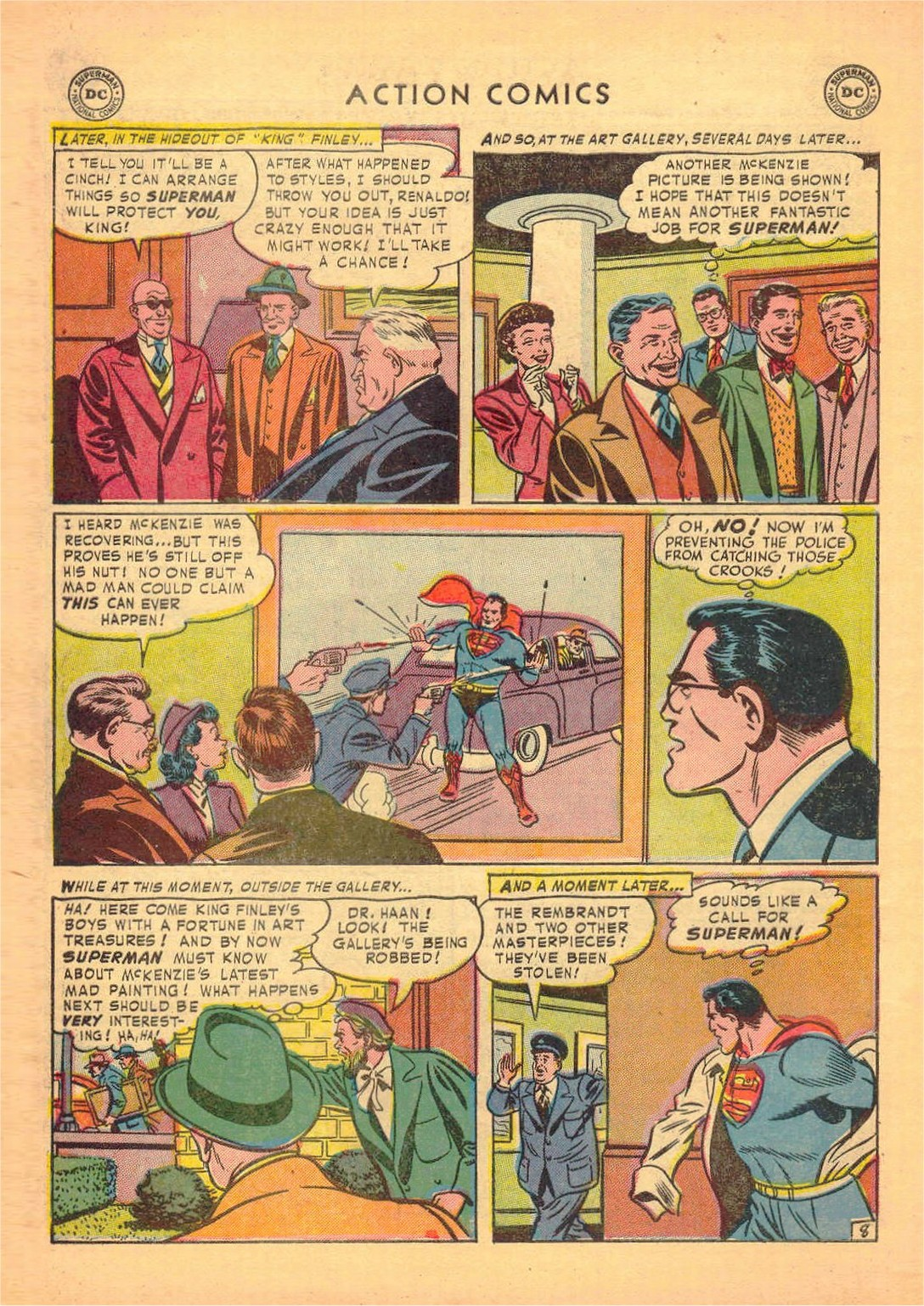 Action Comics (1938) 170 Page 9