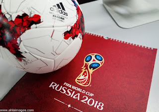 صور كأس العالم روسيا 2019 كرة عليها شعار كأس العالم