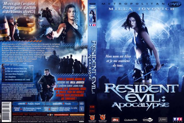 Film Resident Evil 2: Apocalypse