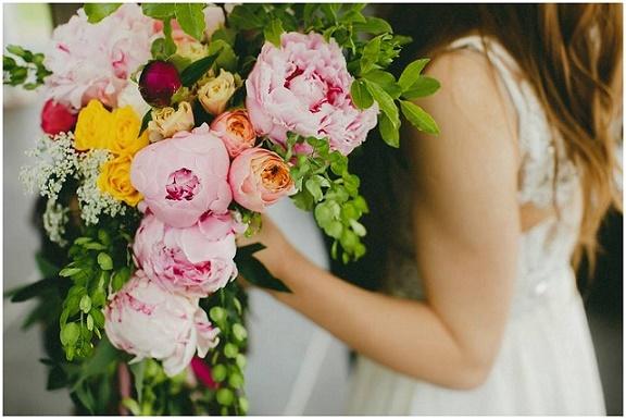 Bukiet ślubny, boho ślub, boho wesele, kwiaty do ślubu, Winsa Wedding Planner Krakow